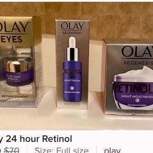Olay Retinol 24 3 piece bundle
